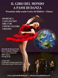 il giro del mondo a passi di danza definitivo